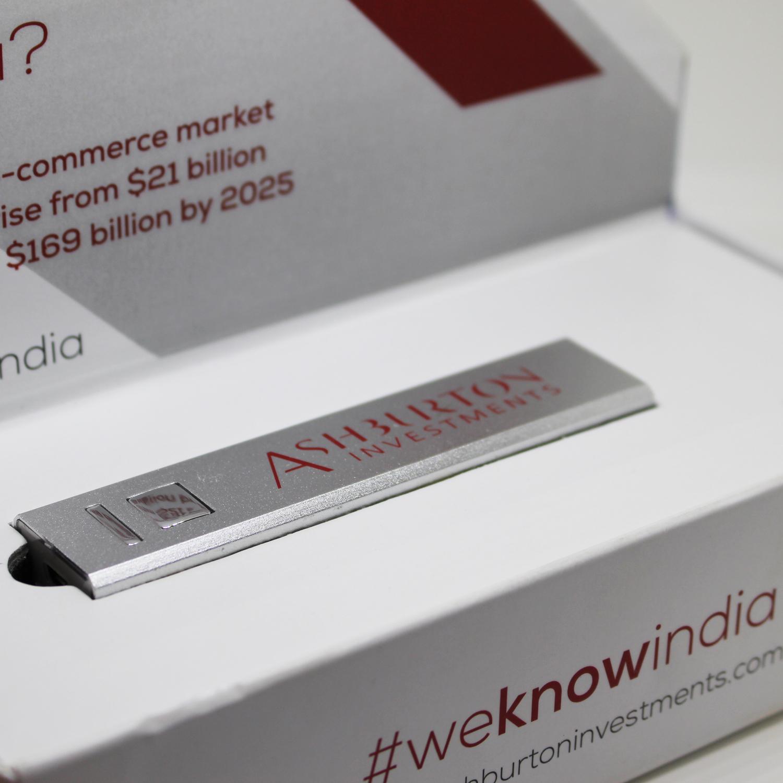 Unique Powerbank Packaging