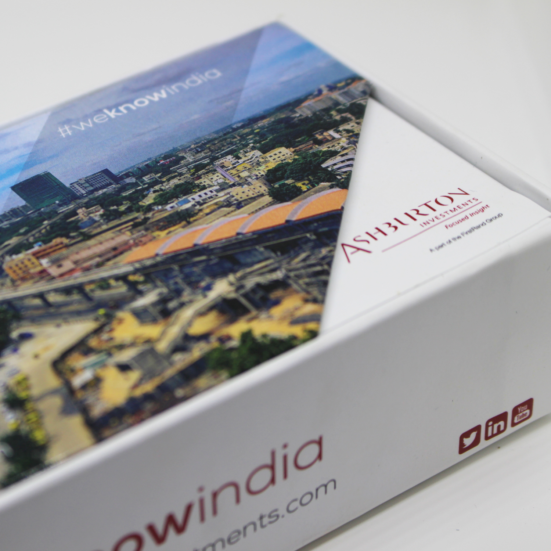 Custom Powerbank Packaging