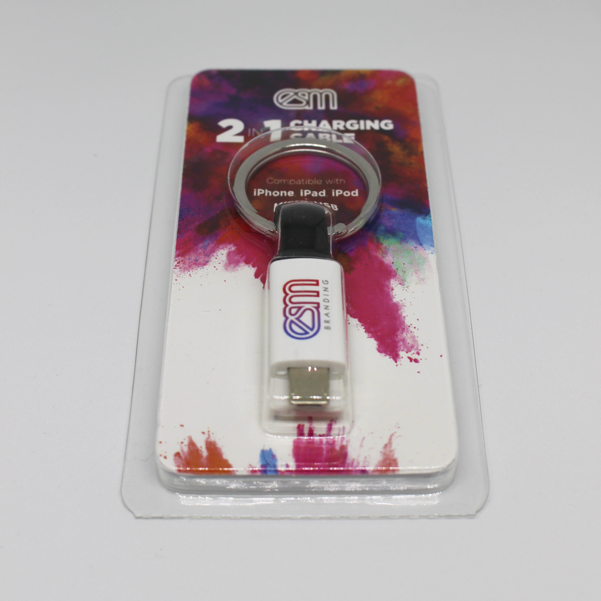 ESM Branding Branded Charging Cable