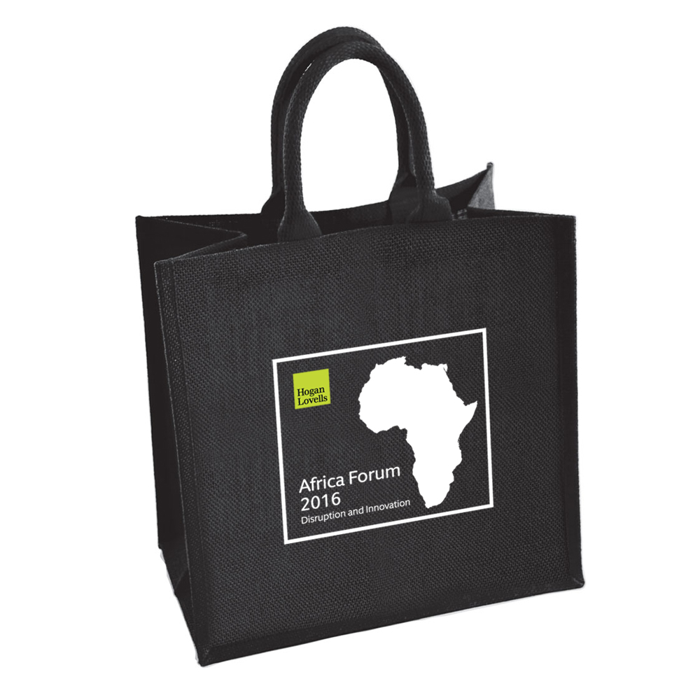 Hogan Lovells Branded Eco Bags
