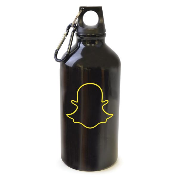 Snapchat Branded Bottle