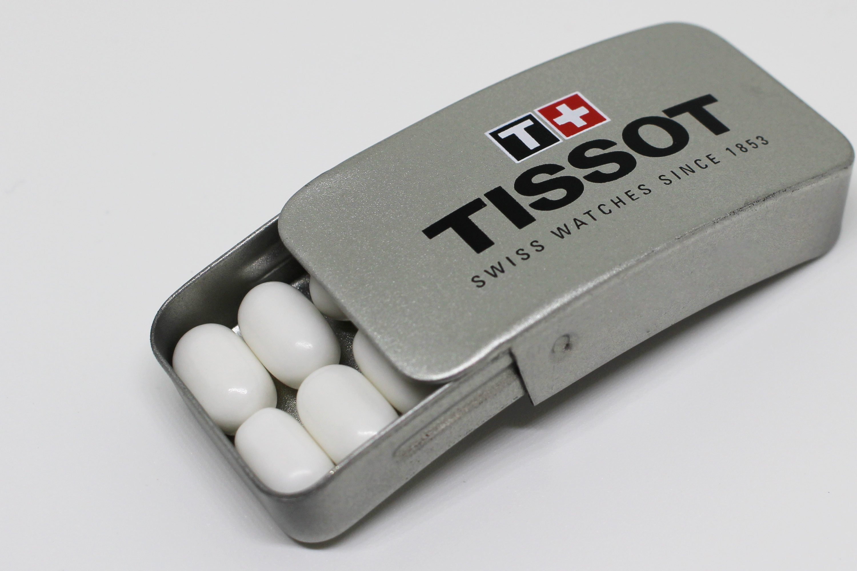 Tissot Branded Promotional Confectionery