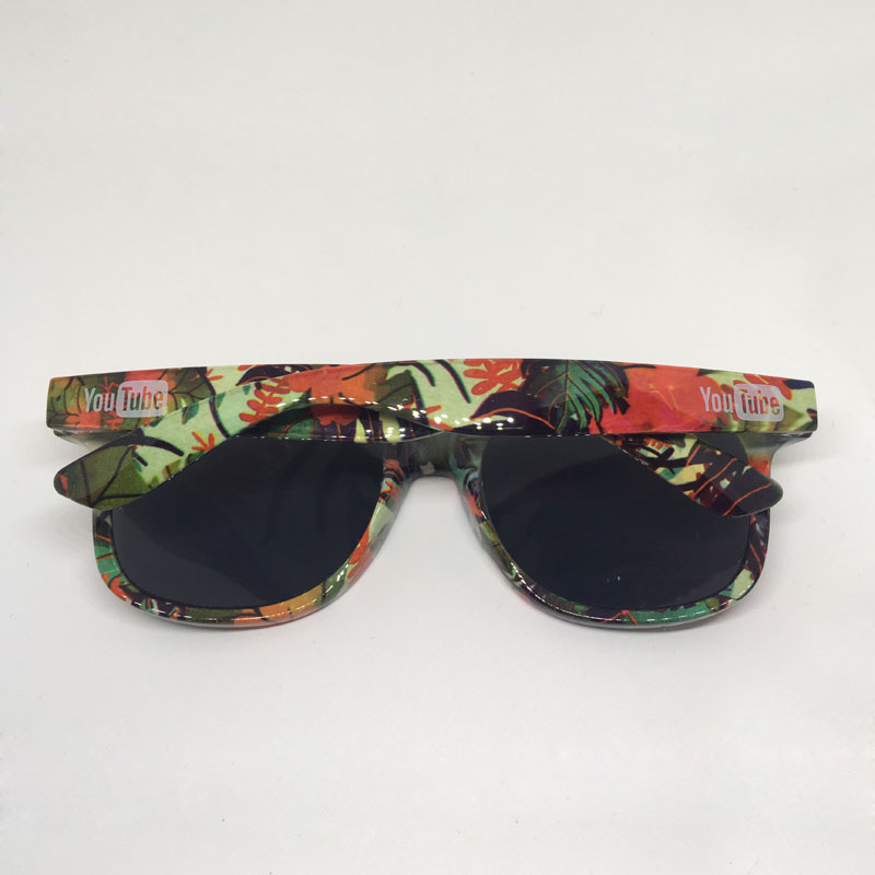 Printed Custom Sunglasses