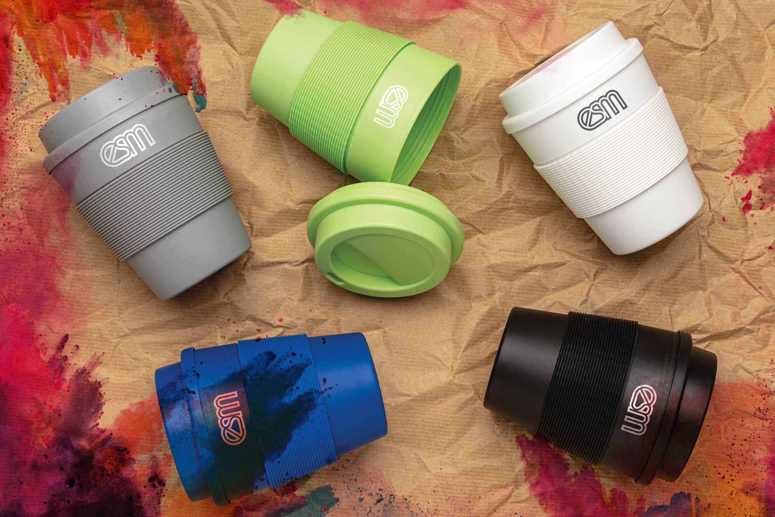Recyclable Coffee Cups