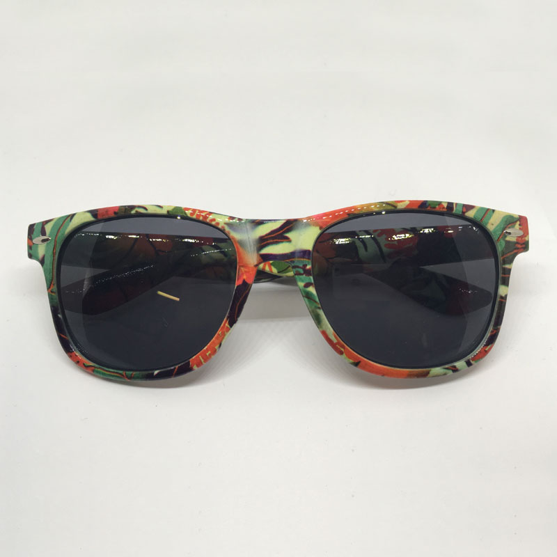 Printed Promo Sunglasses