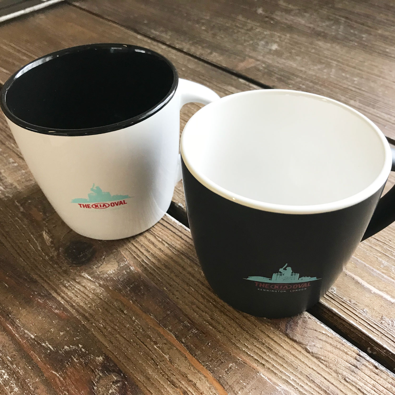 Branded Earthenwear Mug