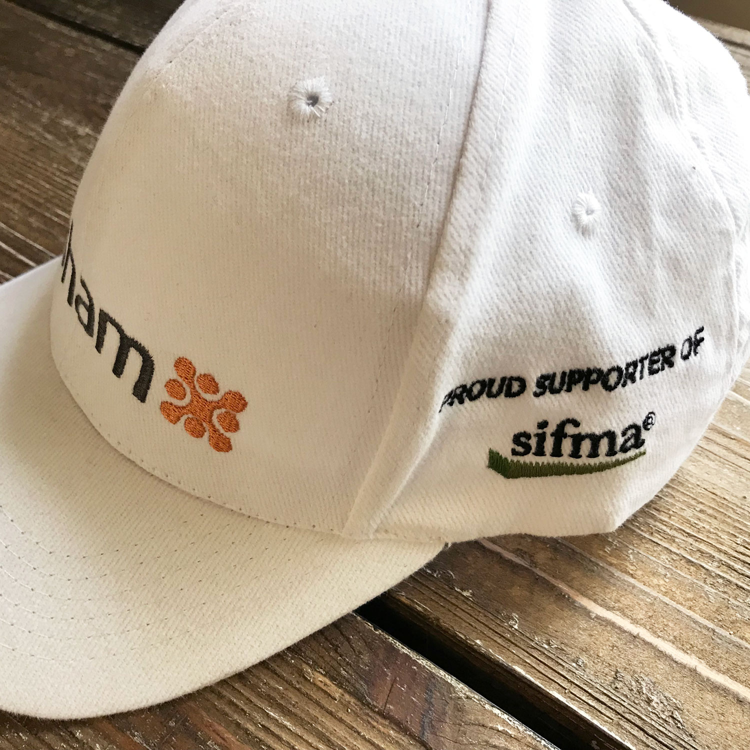 Embroidered Branded Headwear
