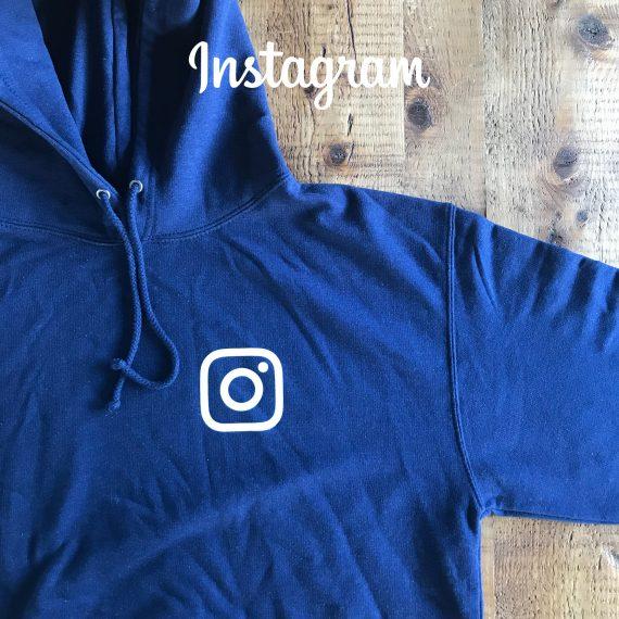 Instagram Hoodies